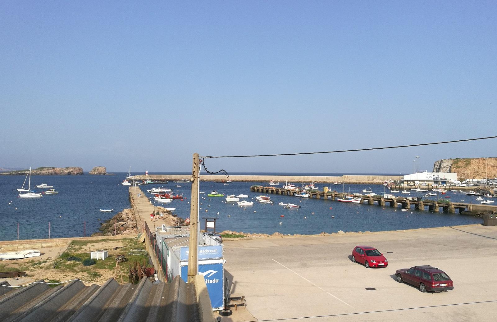 Baleeira, přístav