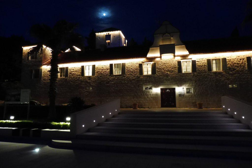 Palác v Maslinici