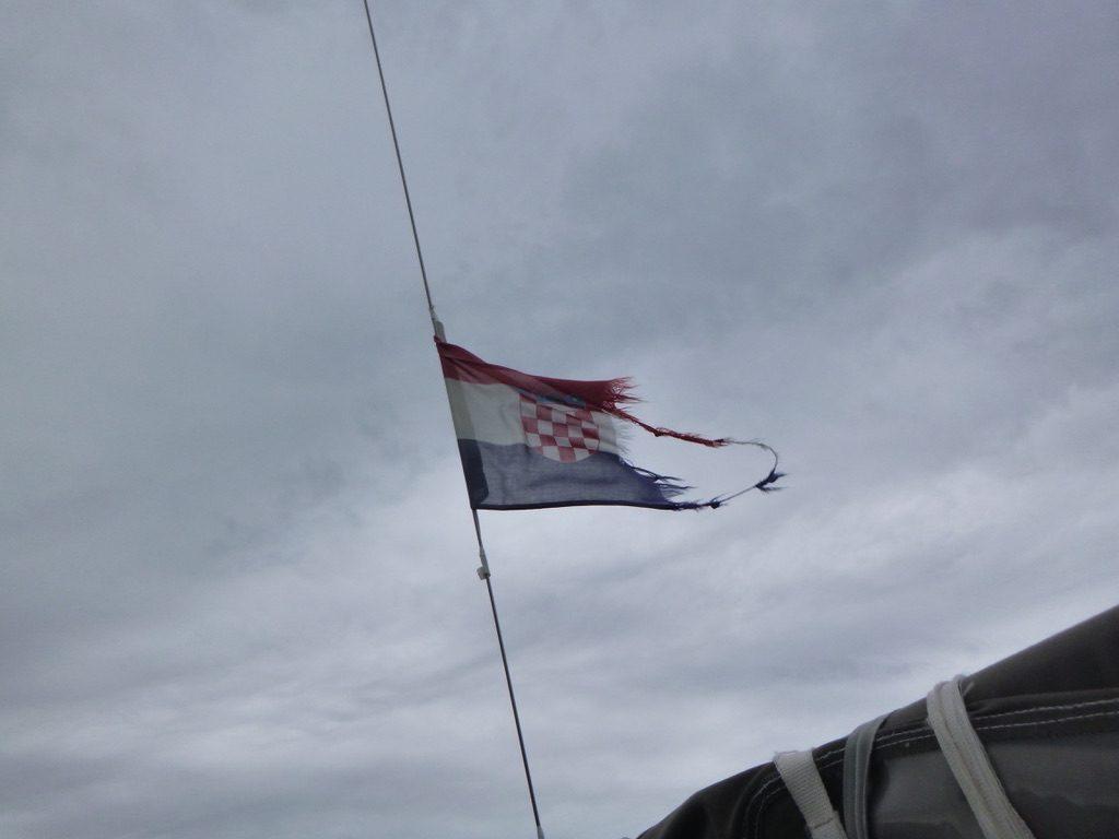 Vlajka zažila i lepší časy